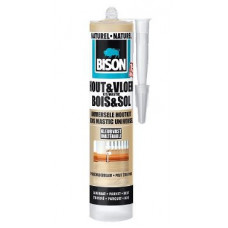 BISON HOUT&VLOER UNIVERSELE HOUTKIT NATUREL CRT 300ML