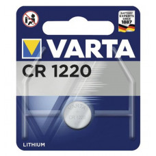 VARTA BATTERIJ 2,5MM 3V CR1220 OP=OP
