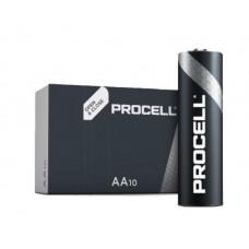 DURACELL PROCELL ALKALINE BATTERIJ 1,5V LR6 AA