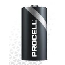 DURACELL PROCELL ALKALINE BATTERIJ 1,5V LR14 C (10 STUKS)