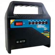 ACCULADER 6V/12V 6 AMP
