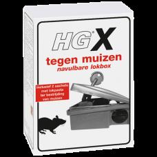 HGX TEGEN MUIZEN NAVULBARE LOKBOX NL X X