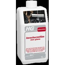 HG NATUURSTEEN BESCHERMFILM MET GLANS (HG PRODUCT 33) 1 L