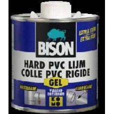 BISON HARD PVC LIJM GEL BOT 250ML*6 NLFR