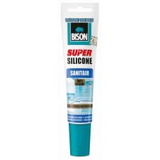 BISON SUPER SILICONE SANITAIR TR TUB 150ML*6 NLFR