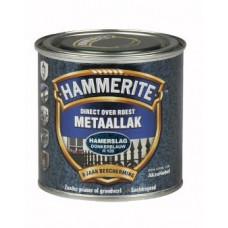 HAMMERITE HAMERSLAG DONKERBLAUW H128 250ML