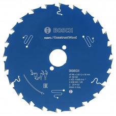 CIRKELZAAGBLAD EXPERT FOR CONSTRUCT WOOD, 160 X 20 X 2 MM, 24T