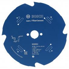 CIRKELZAAGBLAD EXPERT FOR FIBER CEMENT, 160 X 20 X 2,2 MM, 4T