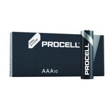 DURACELL PROCELL ALKALINE BATT. 1,5V LR03 AAA
