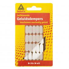 GELUIDDEMPERS BRUIN 20 ST.