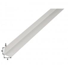 HOEKPROFIEL PVC WIT20X20X1 5/1