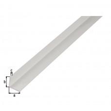 HOEKPROFIEL PVC WIT15X15X1 2/2