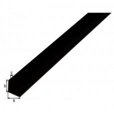 HOEKPROFIEL PVC ZW20X20X1 5/2
