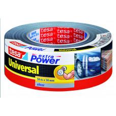 TESA EXTRA POWER UNIV. GRIJS 50M:50MM 50 50 GRIJS