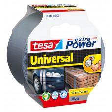 TESA EXTRA POWER UNIV. GRIJS 10M:50MM 10 50 GRIJS