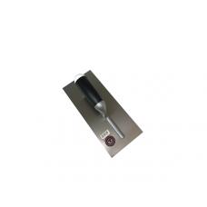 PLAKSPAAN 280X120 RVS ZWART KUNSTSTOF H