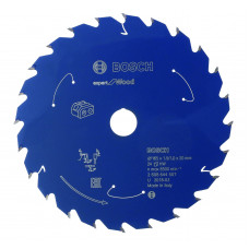 CIRKELZAAGBLAD ACCU EXPERT FOR WOOD 190X30X1.5/1X60T